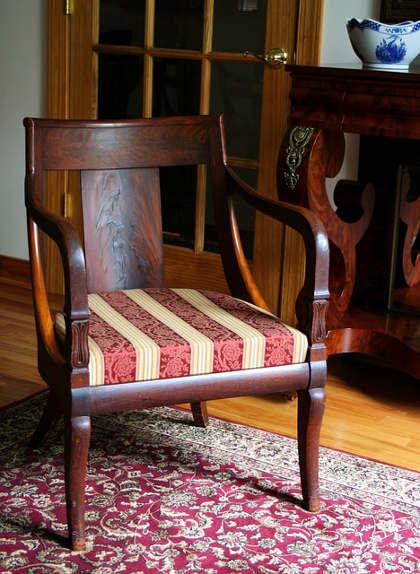 愛着のある家具との長い付き合い